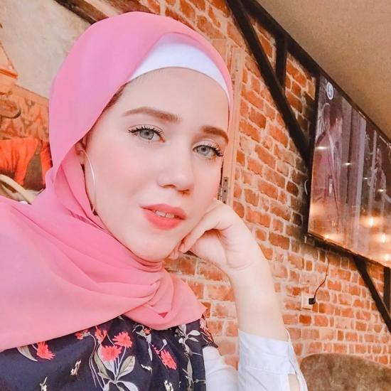 Blogger Marwa Gaber - Marwa Gaber