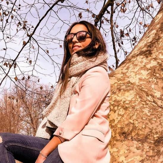 Blogger    Rocío Fernández - Viajera.