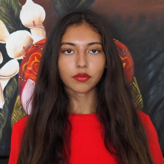 Blogger Paula Elías - Modelo.