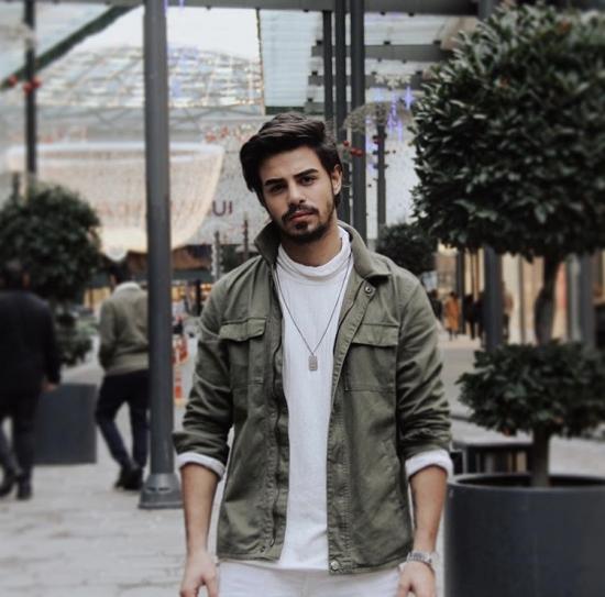 블로거 Murat Sakaoğlu - Comedian.