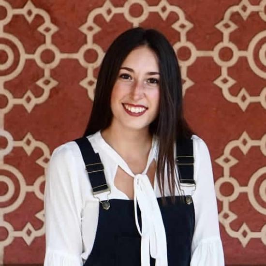 Blogger  Sara Rey - Estudiante.