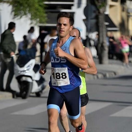 Blogger    Pablo González Pérez - Duatleta, atleta y entrenador.