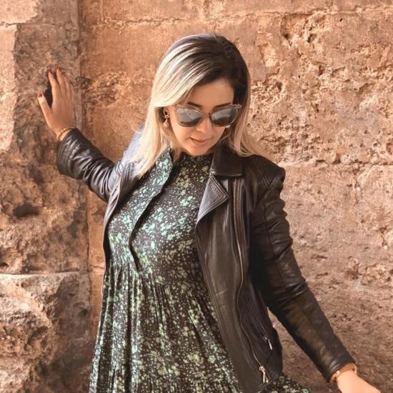 Gi Oliveira - Ama de casa, mamá influencer.
