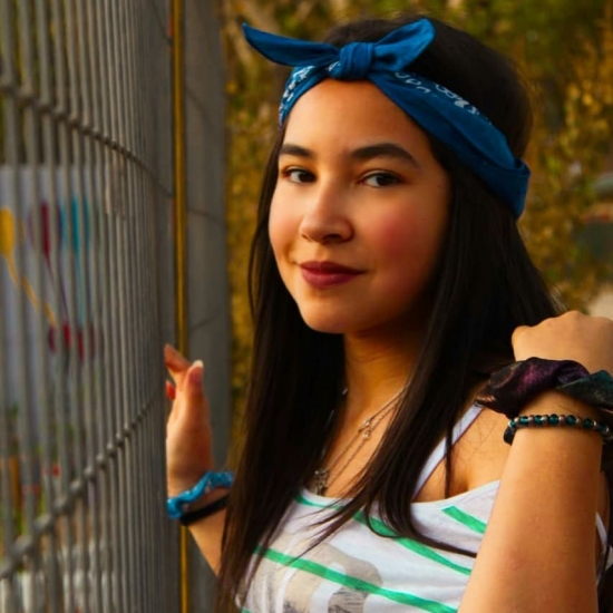 Blogger Antonella  Faundez Serrano  - Photographer and adventurer.