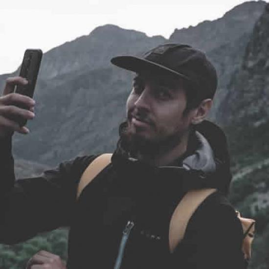 مدون Daniel Contreras - Coordinator.