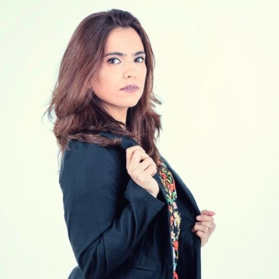 Blogger  Celeste García Giovanniello - Modelo.