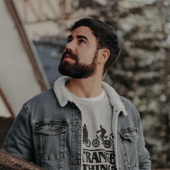 Bloger  Daniel Pérez - Photographer and marketing.