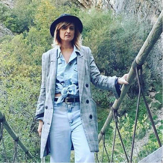Bloger   Vanessa González santos - Beauty counselor