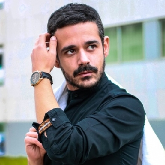 Blogger Ricardo Braga - Criador de conteúdo.