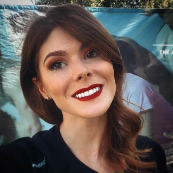 Blogger    Silvia Caballero - Actress.