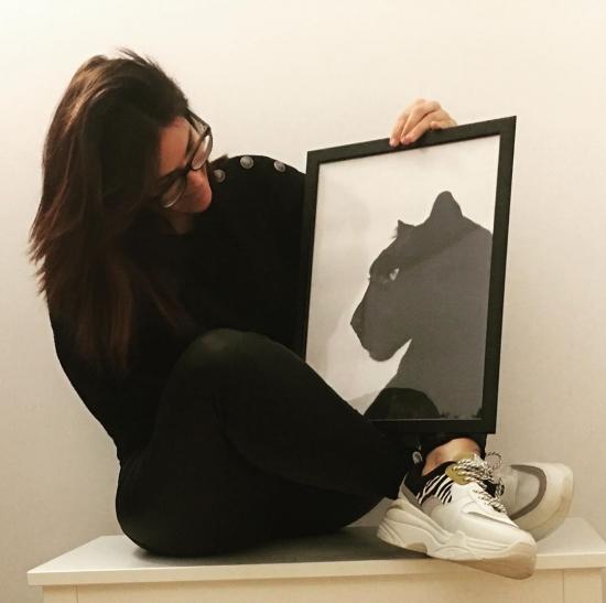 Blogger   Diana López - Instragramer novata