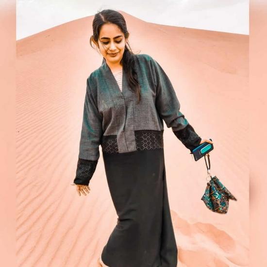 บล็อกเกอร์    Vibha  Bhat - Blogger of everyday life.