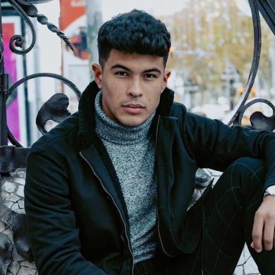 Blogger   Donato Orduño - Atleta Nike y estudiante.