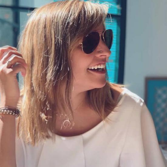 Блоггер Tamara Bravo - Art director and brand designer.