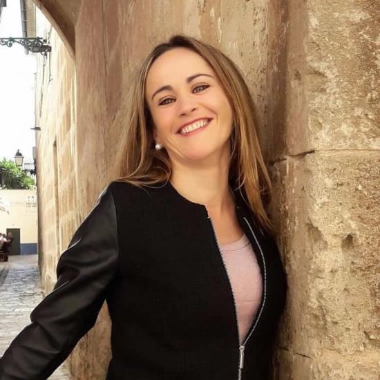 Blogger Carolina Navarro - Profesora.
