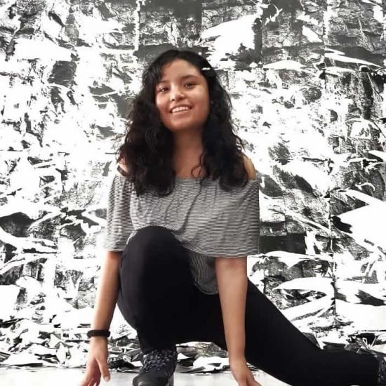 Blogger     Milagros Jaimes - Estudiante de Comunicación.