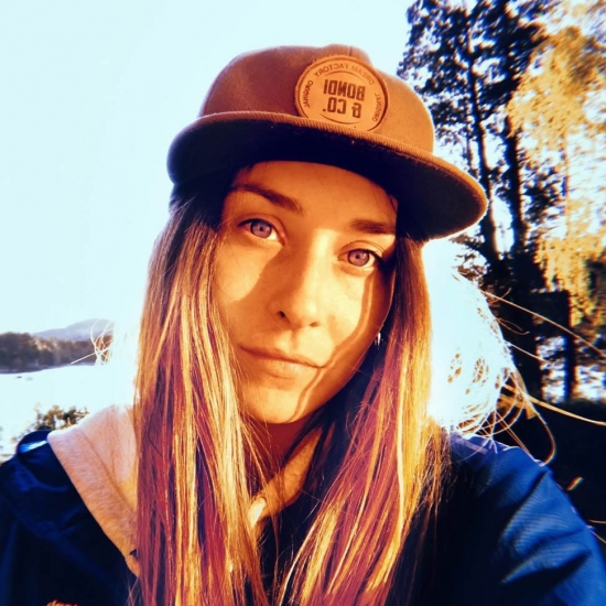 Influencer     Catleen Mac Donnell - Socióloga especializada en MKT Digital.