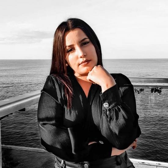 Bloger    Carina Ribeiro - My black closet.