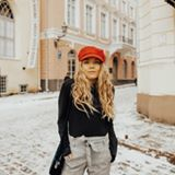 Blogger    Mariel Pähkel - Fashion and lifestyle blog for young