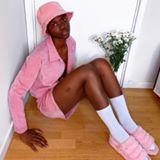 Blogger    Tolani Enwereji - Content creator.