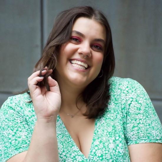 Blogger Natalia San Millán - Actriz.