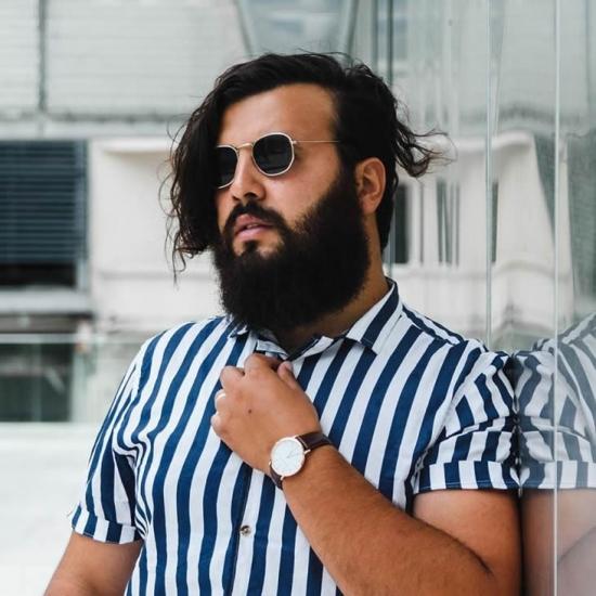 Blogger     Santiago  Gularte - Micro influencer.