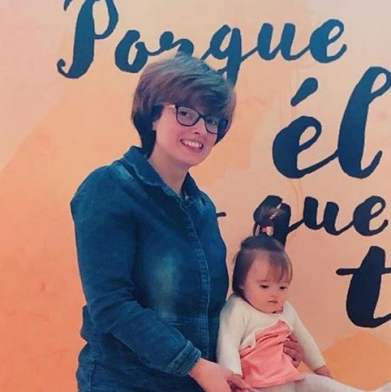 Blogger    Lara Prieto - Housewife.