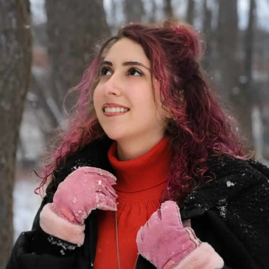 Blogueur Isabel Juarez Ortega - Student.