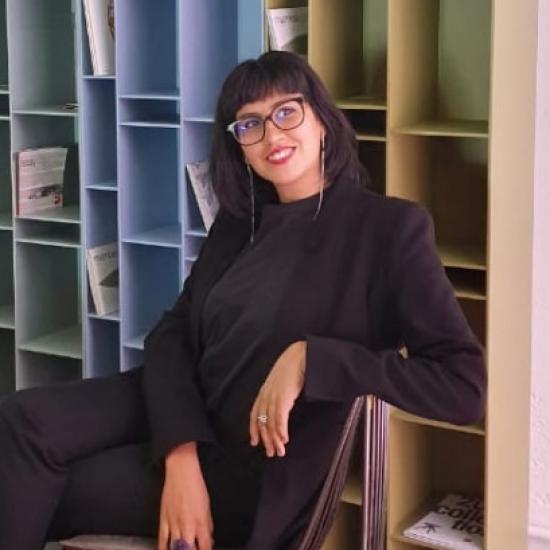 Blogger      Lorena Elsa Gallardo Nielsen - Diseñadora, terapeuta y artista.