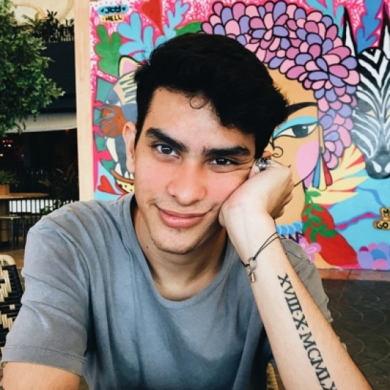 Blogger   Sebastián Cantillo - Estudiante.