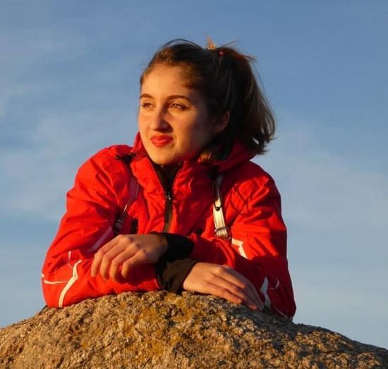 Blogger  Diana Sánchez  - Estudiante.
