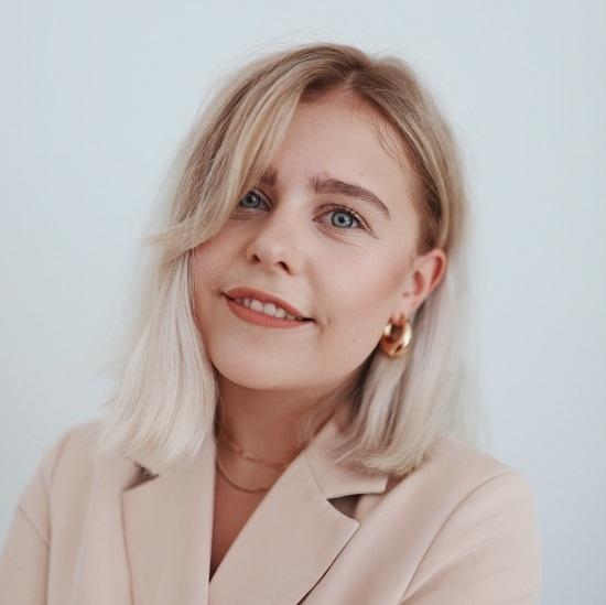 Bloggare Celine Lundqvist - Fotostudent.