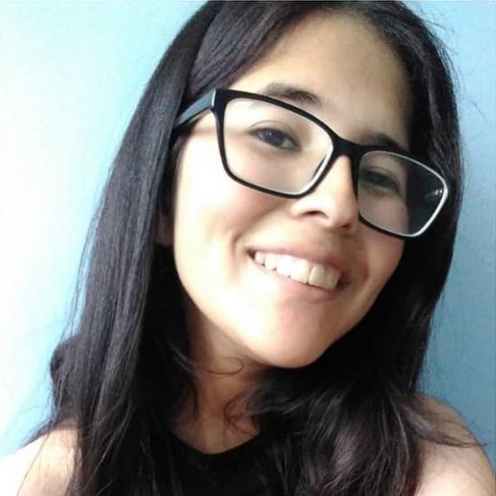Bloger   Francisca Pedrero - Student.