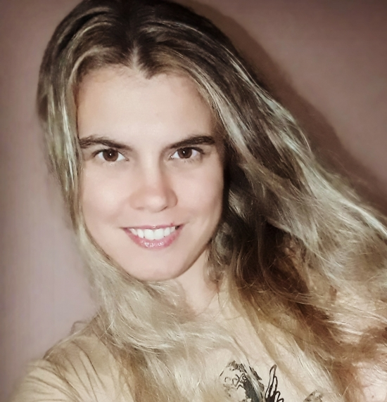 Blogger Solange Verina - Actriz.