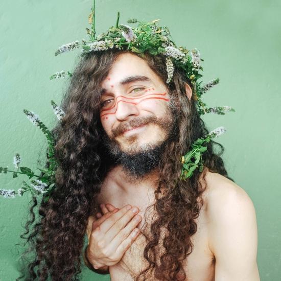 Showmb: Influencer Platform -        Agustín Galeano - Artist.