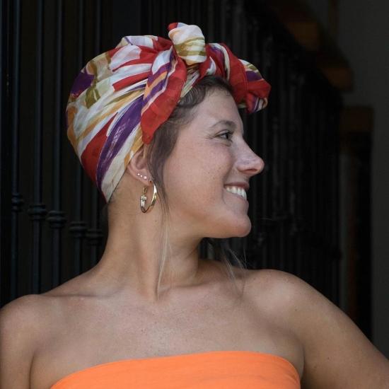 Blogger     Flor Cabrera - Diseñadora de Modas. Asesora de Imagen.