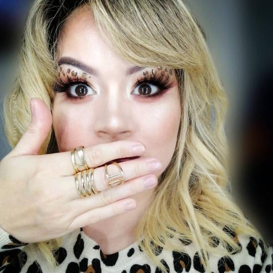 Blogger Lilianis  Araujo  - Makeup artist.