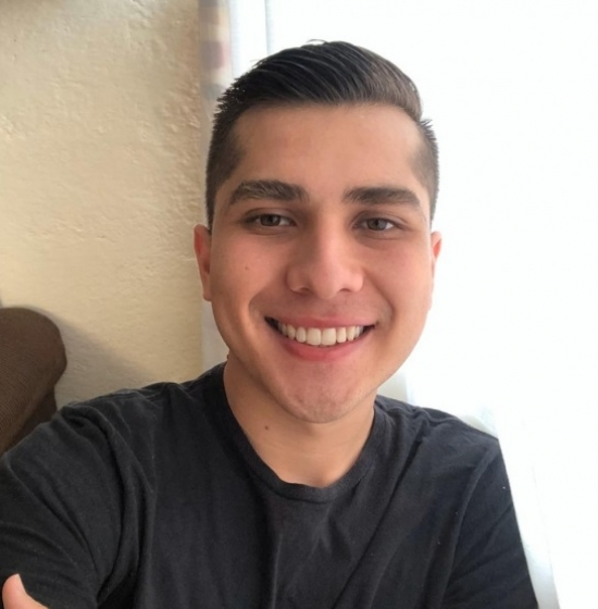 Blogger Sergio  Andrade - Estudiante.