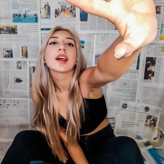Blogger     Sofía Lavín - Año sabático.