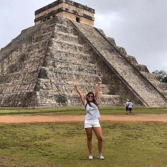 Bloger     Camila Iglesias - Student.