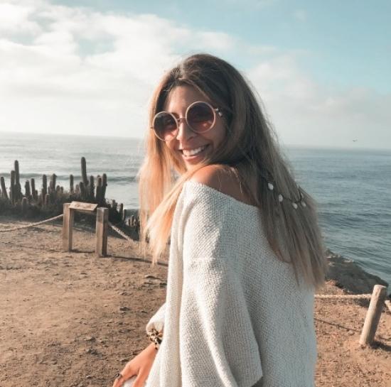 Blogger Maria Constanza Urzua bonhomme - Estudiante de Derecho.