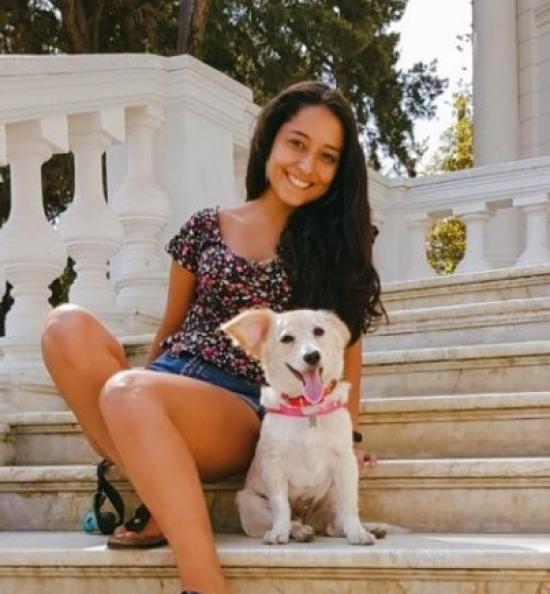 Blogueur  Ailine Méndez - Student.